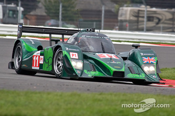 #11 Drayson Racing Lola B10/60 Coupé - Judd: Paul Drayson, Jonny Cocker
