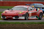 #94 AF Corse Ferrari F430 GT: Luis Perez Companc, Matias Russo