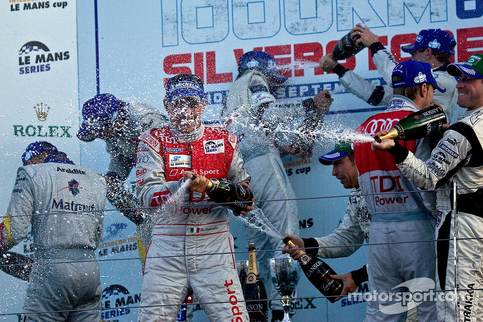 Podium Celebrations