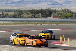 #23 BGB Motorsports Porsche Carrera: Keith Carroll, Ryan Eversley, John Tecce