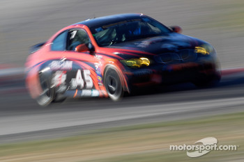 #45 Fall-Line Motorsports BMW M3 Coupe: Terry Borcheller, Andrew Hendricks