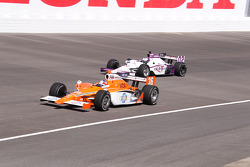Roger Yasukawa, Conquest Racing and Graham Rahal, Newman/Haas Racing