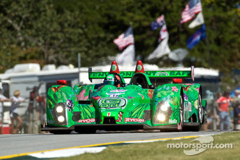 #99 Green Earth Team Gunnar Oreca FLM09: Christian Zugel, Gunnar Jeannette, Elton Julian