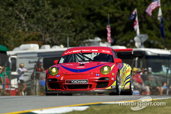 #69 WERKS II Racing Porsche 911 GT3 Cup: Robert Rodriquez, Galen Bieker