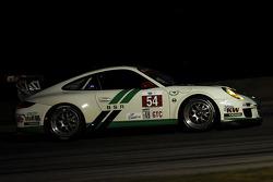 #54 Black Swan Racing Porsche 911 GT3 Cup: Timothy Pappas, Jeroen Bleekemolen, Sebastiaan Bleekemolen