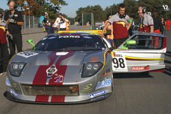#98 Marc VDS Racing Ford GT: Eric De Doncker, Mathias Beche
