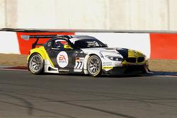 #77 Need for Speed by Schubert Motorsport BMW Z4: Csaba Walter, Claudia Hürtgen