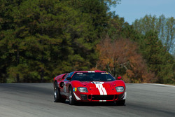#12 5R '66/05 SPF GT40 MkII: Dennis Olthoff