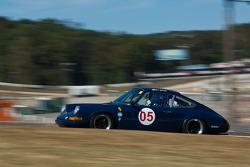 #05 8CP '71 Porsche 911T: Dan Albright
