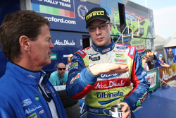 Jari-Matti Latvala discusses Ford Focus ride heights with M-Sport Chief Malcolm Wilson