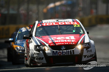 #22 Toll Holden Racing Team: Will Davison, Ryan Briscoe