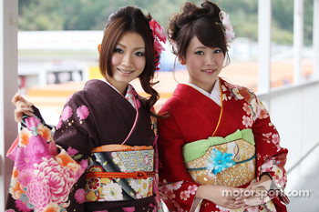 Geisha girls