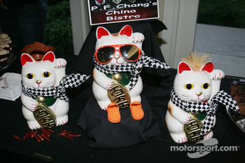 Asphalt Chef event: speed cats