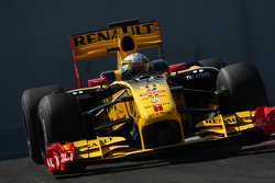 Jerome d'Ambrosio, Renault F1 Team