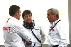 Pirelli staff