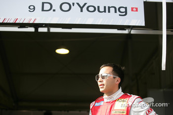 Darryl O'Young, Audi Sport Team Phoenix