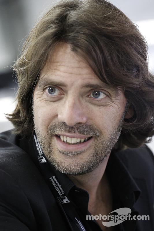 SRO President Stéphane Ratel