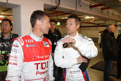 Tom Kristensen and Andy Priaulx