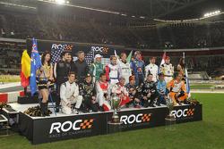 Race of Champions drivers photoshoot