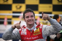 Third place Timo Scheider, Audi Sport Team Abt Audi A4 DTM