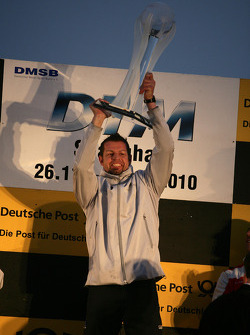 Championship podium: team Champion for Mercedes Team HWA