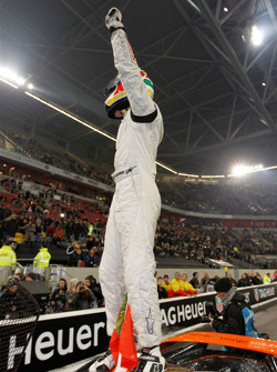 Race of Champions winner Filipe Albuquerque