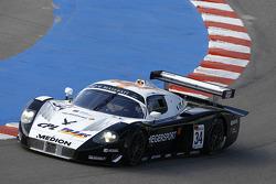 #34 Triple H Team Hegersport Maserati MC12: Nico Verdonck, Alessandro Pier Guidi