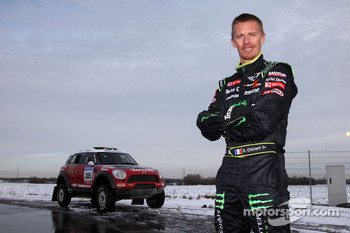 Team X-raid: driver Guerlain Chicherit