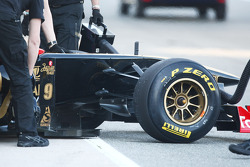 Lotus Renault GP detail