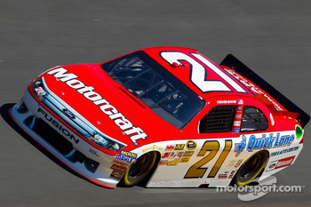 Travor Bayne, Wood Brothers Racing Ford