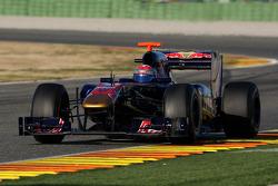 Sebastien Buemi, Scuderia Toro Rosso, STR06