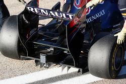 Red Bull Racing, RB7, detail