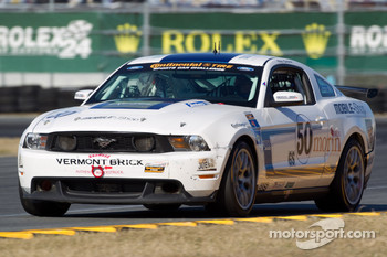 #50 Finlay Motorsports Mustang Boss 302R: Steve Cameron, Rob Finlay