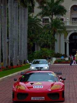 Ferrari F360 GT2 heads to the street
