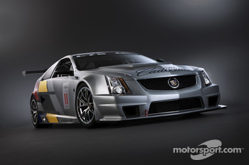 Cadillac CTS-V Coupe race car the SCCA World Challenge GT series