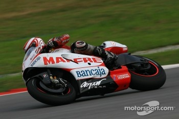 Hector Barbera of Aspar Team