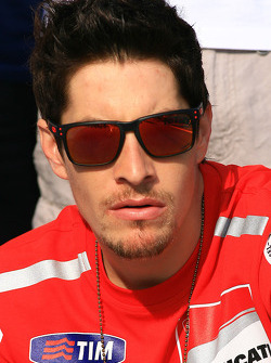 Nicky Hayden of Ducati Marlboro Team