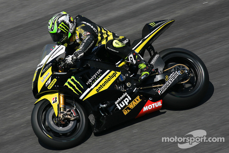 Cal Crutchlow of Monster Yamaha Tech 3