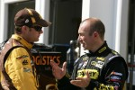 David Ragan, Roush Fenway Racing Ford and Marcos Ambrose, Petty Motorsport Ford