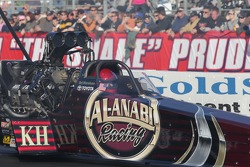 Del Worsham, Al Annabi Racing Top Fuel Dragster