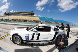 #11 TPN Racing/Blackforest Ford Mustang: Ian James, Tom Nastasi