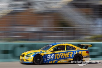 #94 Turner Motorsport BMW M3: Bill Auberlen, Paul Dalla Lana