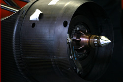 Force India F1 Team technical detail, brake system