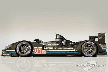 The new Honda Performance Development ARX-01e LMP1 machine
