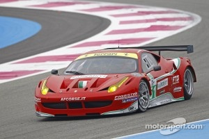 #51 AF Corse Ferrari F458 Italia: Giancarlo Fisichella, Gianmaria Bruni
