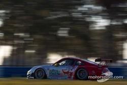 #045 Flying Lizard Motorsports Porsche 911 GT3 RSR: Jörg Bergmeister, Patrick Long, Marc Lieb