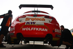Fredy Barth, SEAT Leon 2.0 TDI, SEAT Swiss Racing by SUNRED