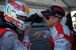 Tom Kristensen and Rinaldo Capello