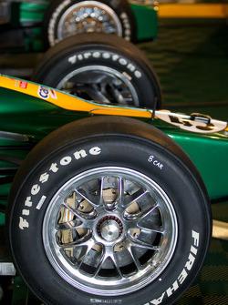 KV Racing Technology-Lotus car detail