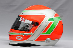 Helmet of Jarno Trulli, Team Lotus